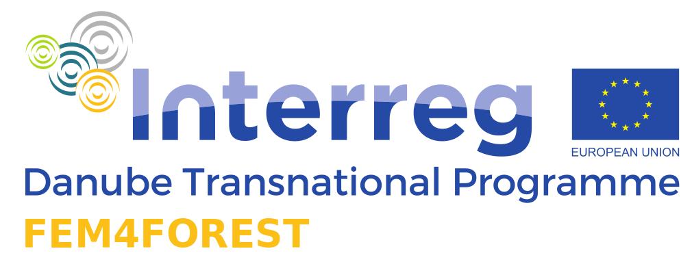 Interreg Danube Transnational Programme - Fem4Forest